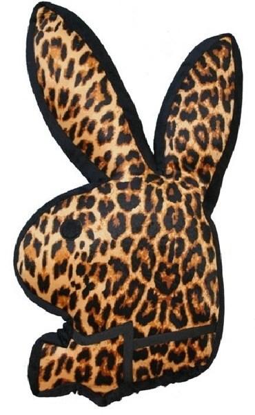 Подушка Leopard3 zajíc