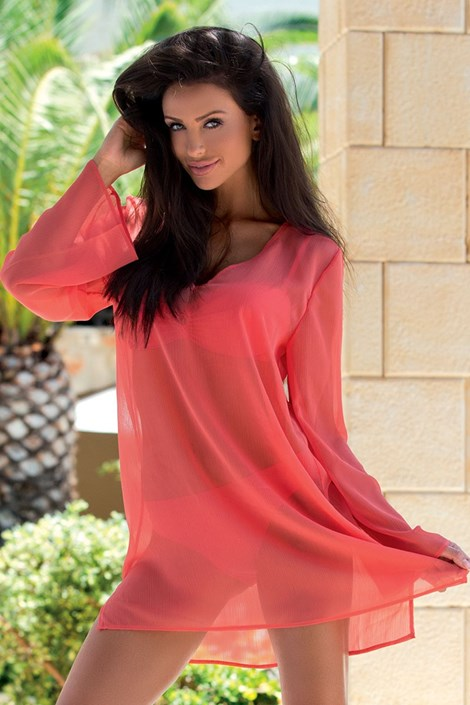 Женское пляжное платье TOO1 Coral