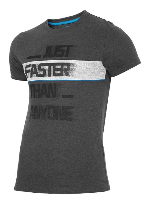 Комфортная мужская футболка Faster