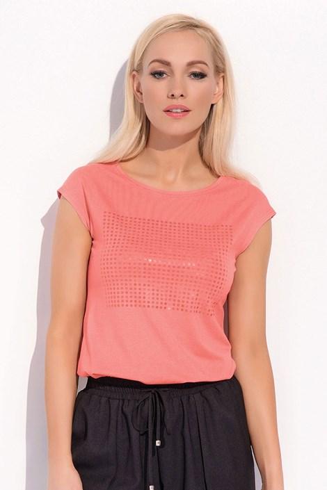 Женская дизайнерская футболка Zakira