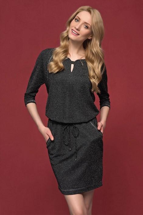 Женское платье Zoe с мерцающим эффектом