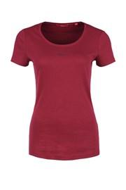 Женская хлопковая футболка s.Oliver