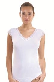 Женская элегантная футболка Grace из модаля