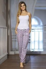 Женские пижамные брюки Dots