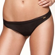 Танга Gossard Glossies Black