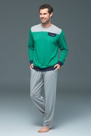 Мужская пижама Victor - модаль