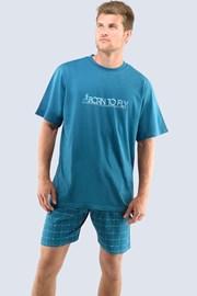Мужская пижама Born to fly -  с короткими рукавами