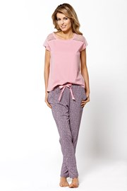 Женская пижама Alice Pink