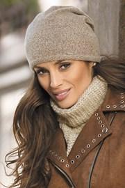 Женская шапка Ana Brown