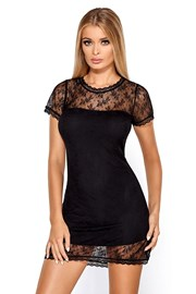 Элегантная сорочка Anabell Black
