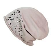 Женская хлопковая шапка Silvery