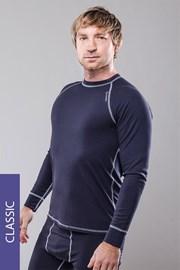Термо футболка мужская Classic - серая
