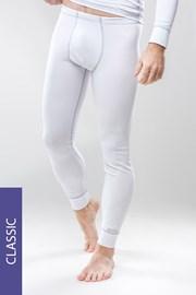 Термо штаны мужские Classic - белые