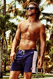 Мужские роскошные плавки Dustin