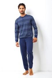 Мужской хлопковый комплект Giovanni - кофта, брюки