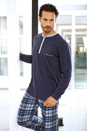 Мужской хлопковый комплект Flavio - кофта, брюки