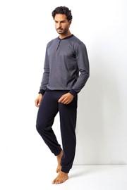 Мужской хлопковый комплект Domenico - кофта, брюки