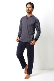 Мужской пижамный комплект Dante - кофта и брюки