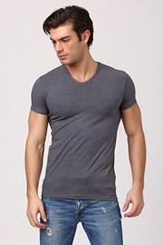 Мужская футболка Enrico Coveri 1505 Grey
