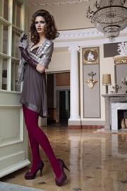 Элегантные колготки Glamour Soft Bordó
