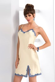 Элегантная сорочка Gloria cream