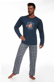 Мужская хлопковая пижама Hockey
