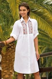 Женское летнее платье Noemi хлопковое из коллекции Iconique