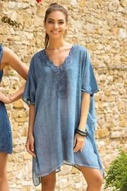 Женское летнее платье  Matilde хлопковое из коллекции Iconique
