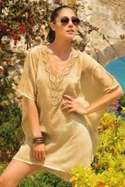 Женское летнее платье  Ginevra хлопковое из коллекции Iconique