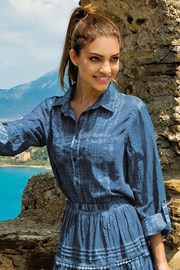 Женская летняя рубашка Alessiaz из коллекции Iconique