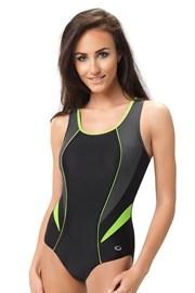 Женский цельный спортивный купальник Lisa