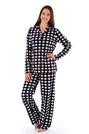 Женская теплая пижама Jodie Black