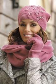 Женские перчатки Marianella Pink