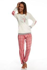 Женская хлопковая пижама Nuts