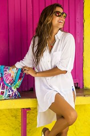 Женская пляжная сорочка Alita из коллекции Phax