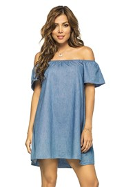 Пляжное летнее платье Jeans из коллекции Phax
