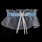 Подвязка Paris blue