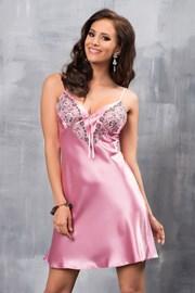 Роскошная атласная сорочка Paola