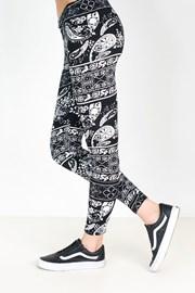 Женские леггинсы Black&white