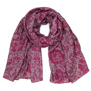 Элегантный шарфик Layse розовый
