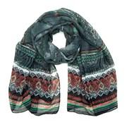 Привлекательный шарфик Orient серый