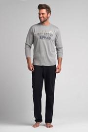 Мужская пижама Sam grey