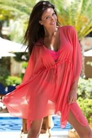 Пляжное платье TOO5 Coral