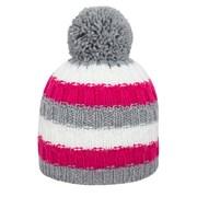 Детская шапка с помпоном 4f