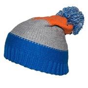 Трехцветная детская шапка 4f