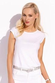 Женская роскошная футболка Zakira 005