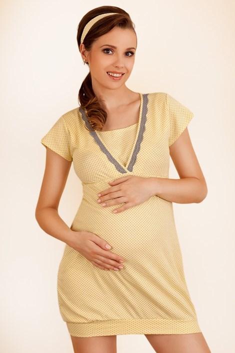 Сорочка для беременных и молодых мам Monique 2