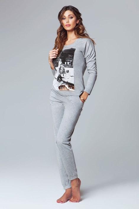 Женская итальянская пижама Sara