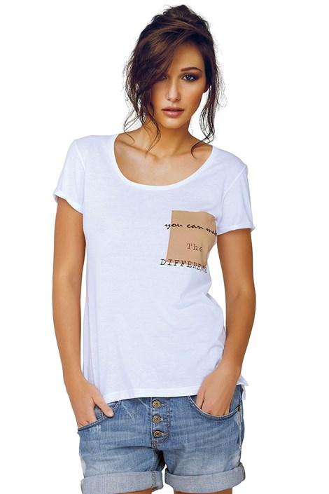 Женская футболка Jadea 4545v2 с модалем