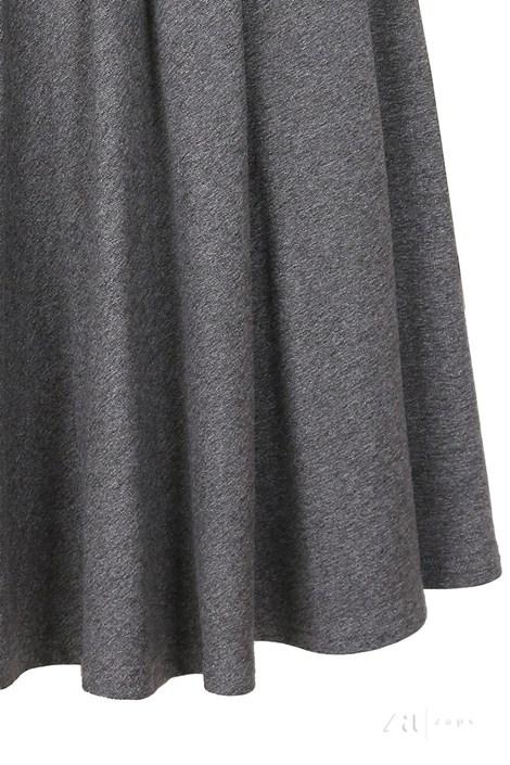 Элегантное женское трикотажное платье Altea Grey